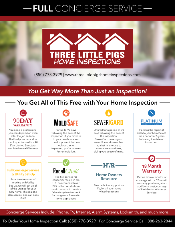 Home inspections three little pigs home inspections - Reasons always schedule regular home inspection ...